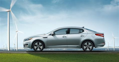 2013 Kia Optima Hybrid Review by 2013 Kia Optima Hybrid Review All About Cars