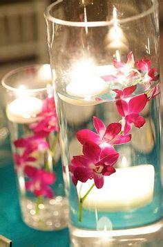 cylinder vases wedding centerpieces on