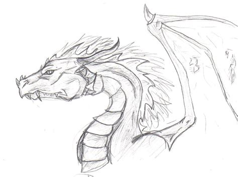 The 25 Best Ideas About - cool drawings of dragons 25 best ideas about dragon head