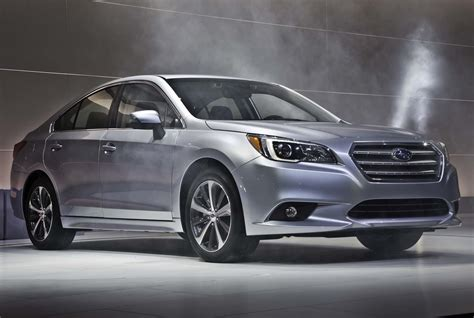 modified subaru legacy 2015 2015 subaru legacy first look motor trend