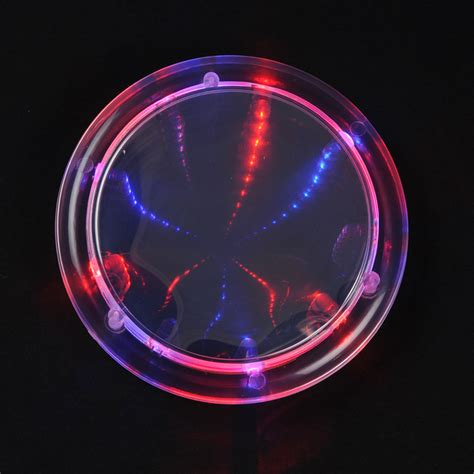 coasters light up coaster item no 118445 from only 2