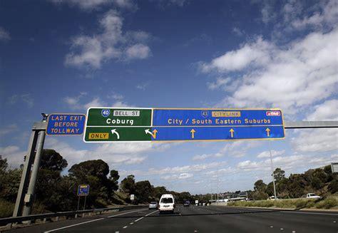 citylink nsw toll road australia information travelwheels cervans
