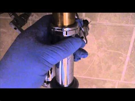 blocked waste pipe bathroom how to fix a clogged bathroom sink drain waste pipe