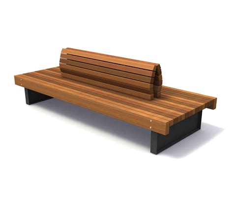 solid bench solid serif benches exterior benches from streetlife architonic