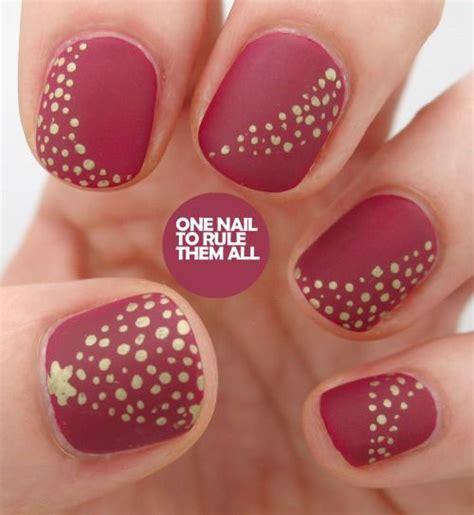 easy nail art for xmas 15 simple christmas tree nail art designs ideas