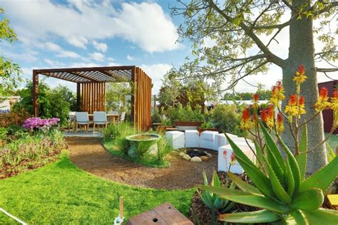 backyard shows the melbourne international flower and garden show it s bigs