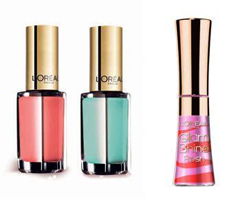 Makeup Loreal Terbaru warna warni pastel cantik dari 3 koleksi terbaru l oreal