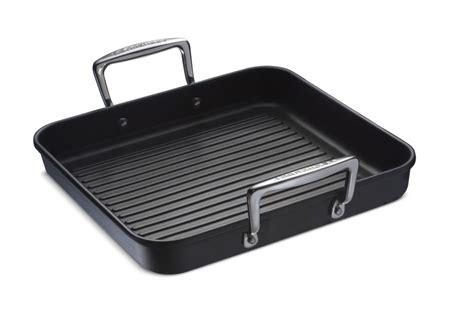 Maxim Grill Non Stick 28 Cm le creuset toughened non stick ribbed square grill 28cm shopcookware ie