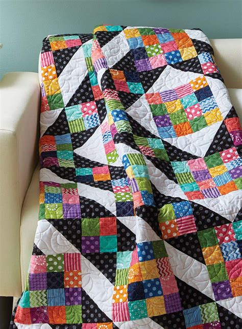 cutting corners quilt fons porter