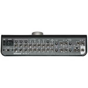 mackie big knob studio command system performance audio