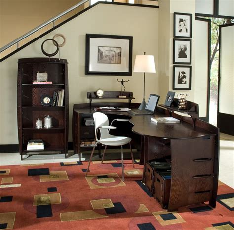 Office Desk Decor Ideas Small Home Office Layout Decobizz