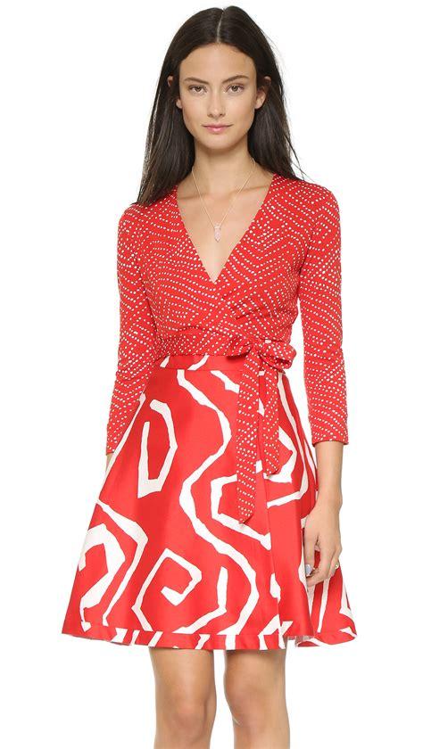 Batik Amelia lyst diane furstenberg amelia wrap dress batik