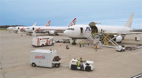 air transport services nasdaq atsg higher after lowering guidance
