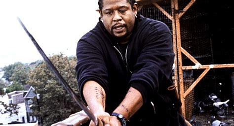 forest whitaker disaster movie looking back ghost dog the way of the samurai 2000