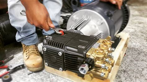 How To Repair A Pressure Washer Pump Best Electric