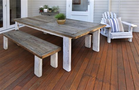Timber Outdoor Table And Chairs Modern Patio Outdoor White Wood Patio Furniture