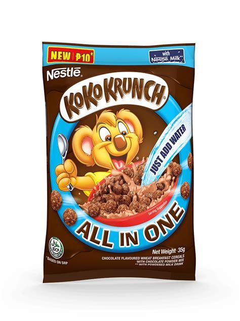 koko krunch koko krunch all in one products nestl 233 cereals