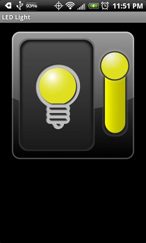 Led Light App by Evo 4g Help Using The Led Light Application With