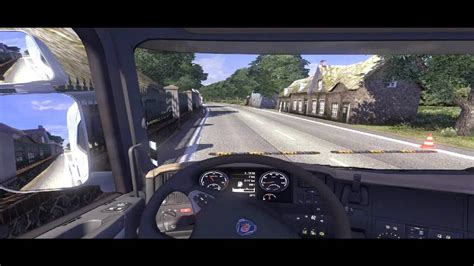 scania truck driving simulator new map by piotrekk2801