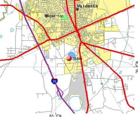 zip code map valdosta ga 31601 zip code valdosta georgia profile homes