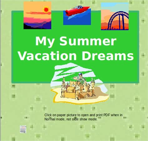 9 Summer Powerpoint Templates Sle Templates Vacation Powerpoint Presentation Templates