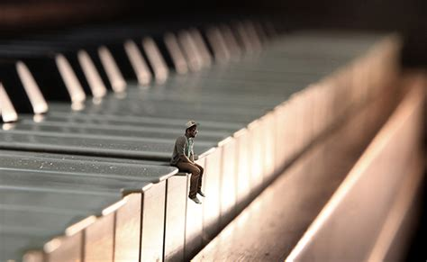 tutorial piano photograph create a surreal miniature portrait the shoot