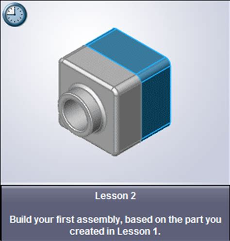 solidworks tutorial lesson 2 assemblies mfa cad prod analysis