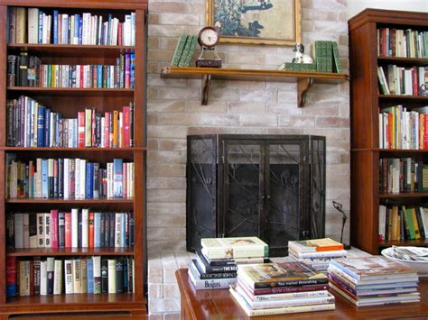 literature s living room at home with s classic novelists books lots and lots of books eclectic living room other