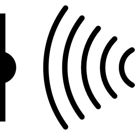 Wireless Motion Sensor Light Sensor Icon