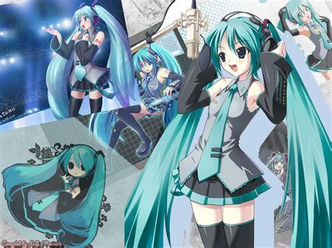 imagenes anime miku miku hatsune anime y manga