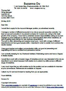 Cover Letter Sler by Buyer Cover Letter Exle Learnist Org