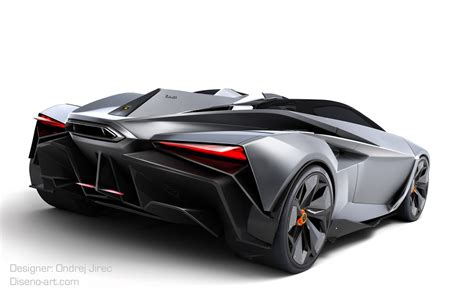 future lamborghini models lamborghini perdig 243 n design concept by ondrej jirec is