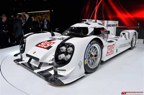 porsche 919 hybrid real racing 2015 porsche 919 hybrid previewed gtspirit
