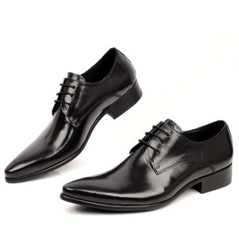 Black Wedding Shoes For by Shoes For Wedding For 2017 Formal Mens Dress Wedding