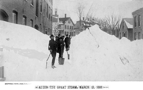 Cutter Ct 78 remembering the blizzard of 1888 yankee classic new