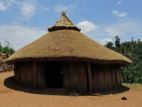 afrika haus traditional houses