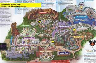 search results for free printable disneyland map