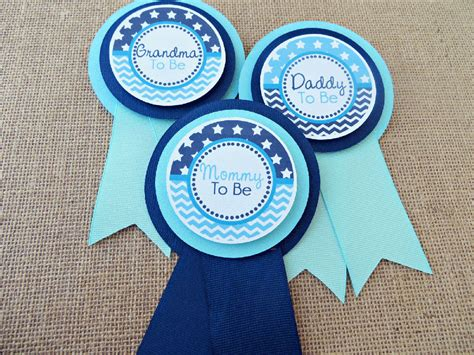 Baby Shower For To Be by And Chevron Baby Shower To Be Pin