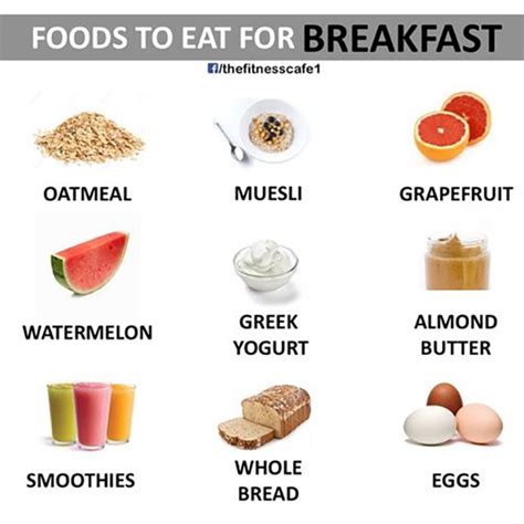 best food to eat healthy foods to eat for breakfast www imgkid the