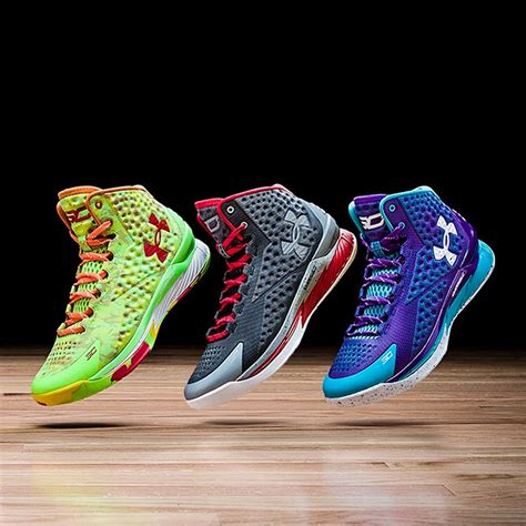 new year curry one shoes the armour curry one is unveiled