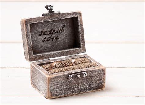 Wedding Ring Box Holder by Wedding Ring Box Ring Holder Pillow Bearer Box