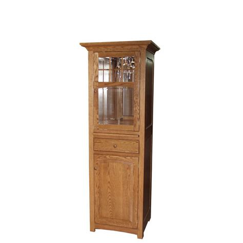 wine armoire santa fe wine cabinet amish crafted furniture