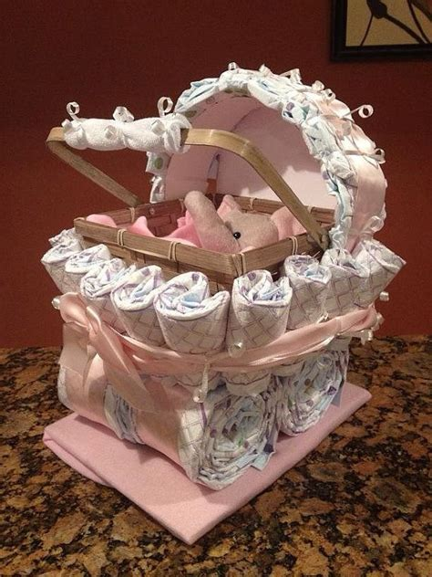 Unique Baby Shower Gift by Carriage And Cake Unique Baby Shower Gifts