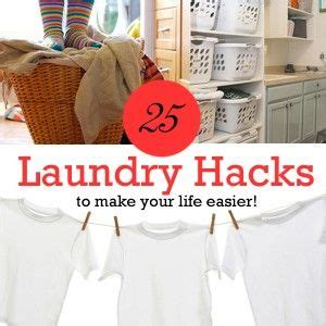 25 cleaning hacks that will make your life easier diy 17 best images about laundry room on pinterest