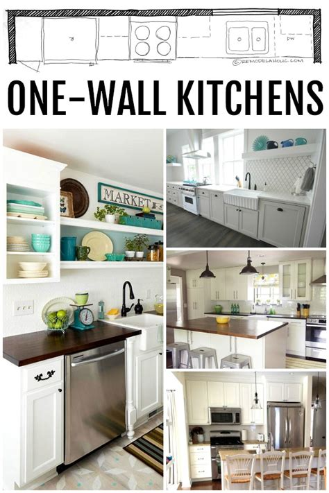 One 12 Kitchens by Remodelaholic Popular Kitchen Layouts And How To Use Them