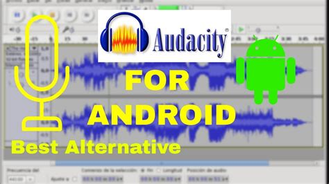 audacity android audacity for android best alternative for audacity remove background noise in android