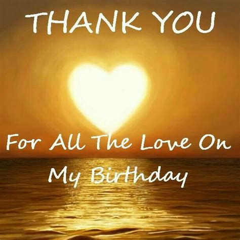 Thank You Birthday Quotes Best 25 Birthday Thank You Quotes Ideas On Pinterest