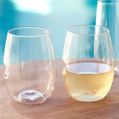 stemless wine glasses stemless wine glasses est stemless wine glasses set of 6