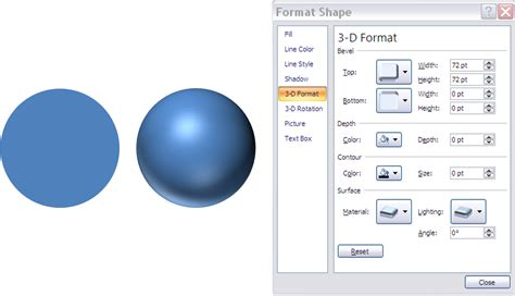 section of a sphere drawing in powerpoint spheres planets and balls