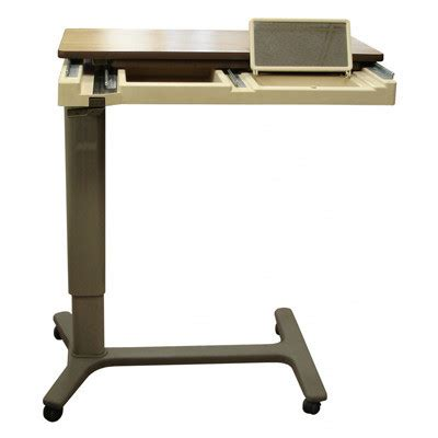 hill rom overbed table hill rom patient mate jr overbed table